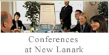 Conferences at New Lanark